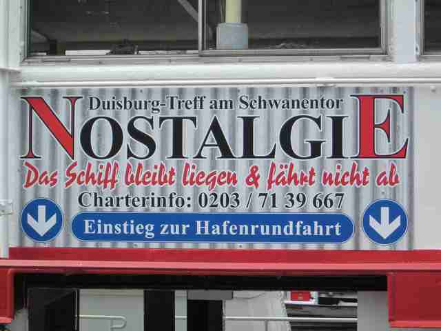 hafenrundfahrt duisburg schwanentor